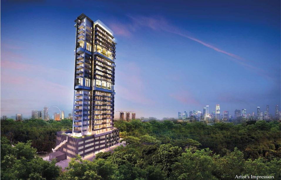 resale condos property singapore prices