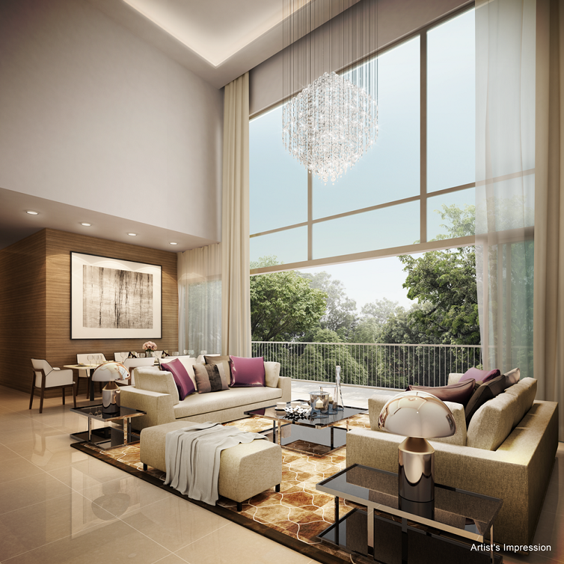 the glades location new launch property singapore