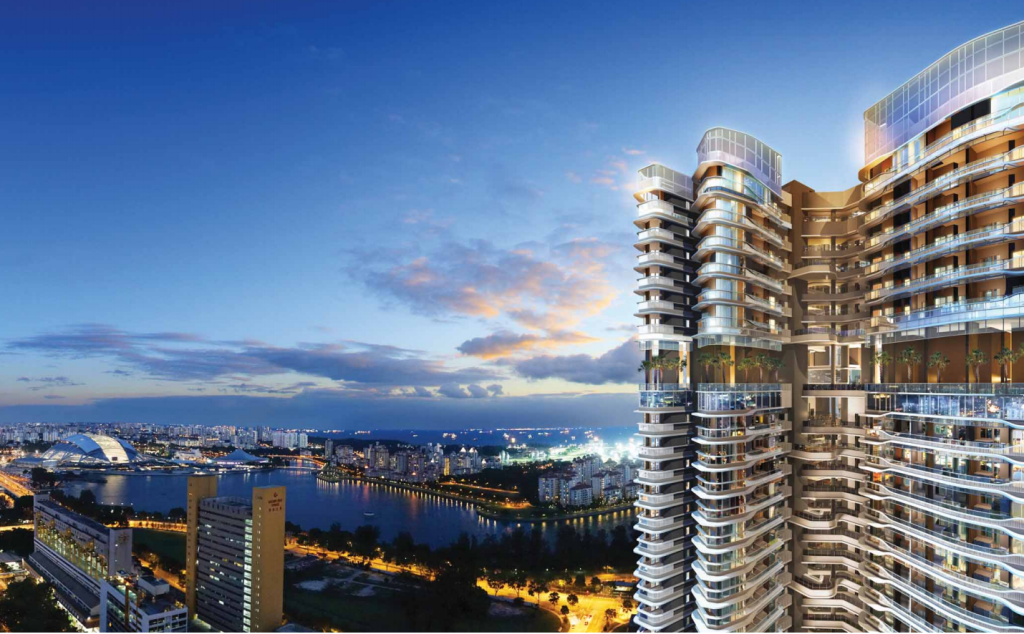 city gate view new launch property singapore