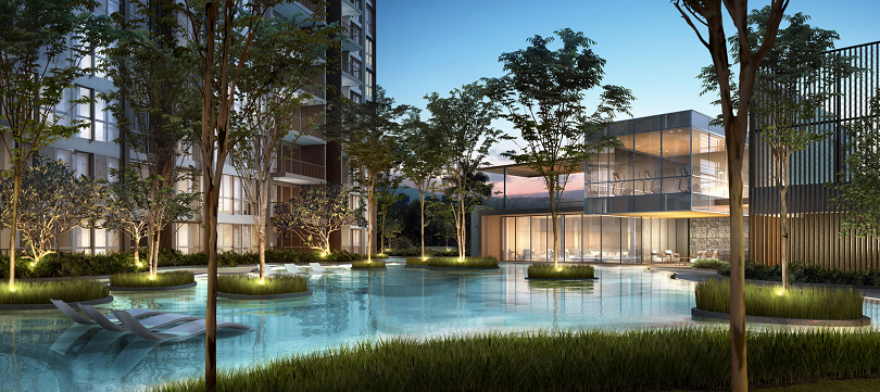 bellewoods ec clubhouse showflat singapore new launch