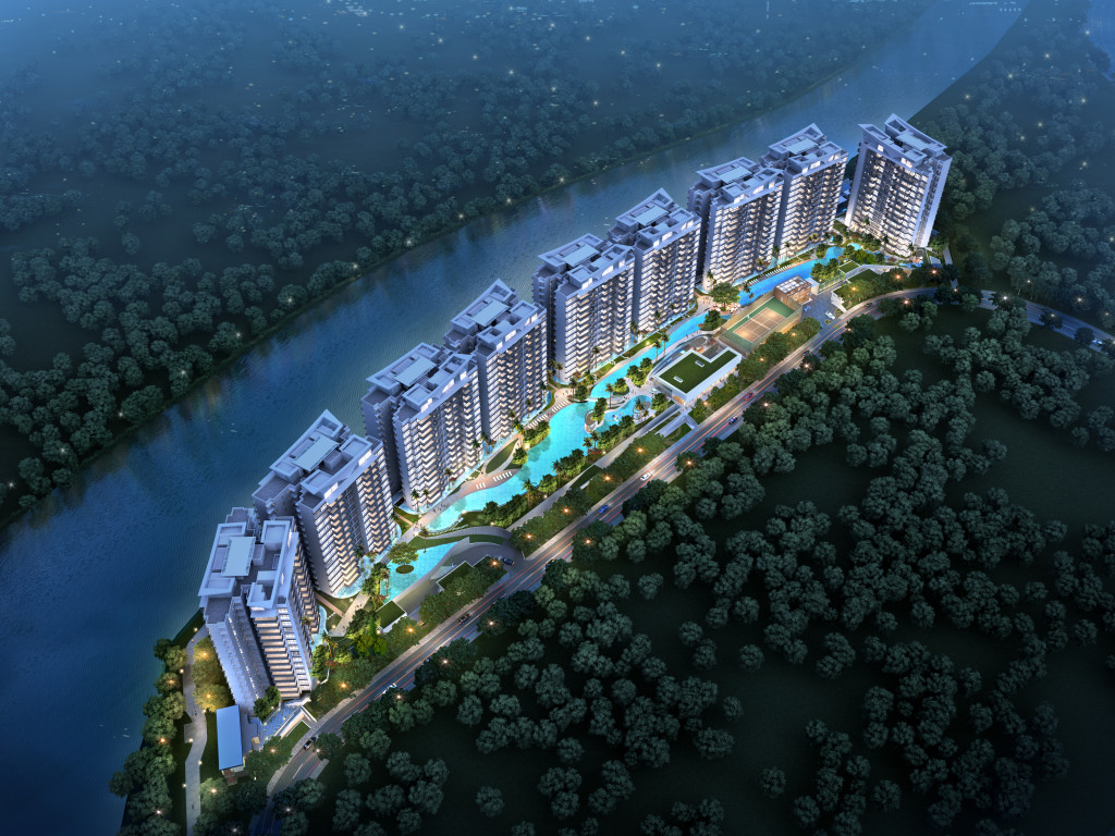 kingsford waterbay new launch condo singapore