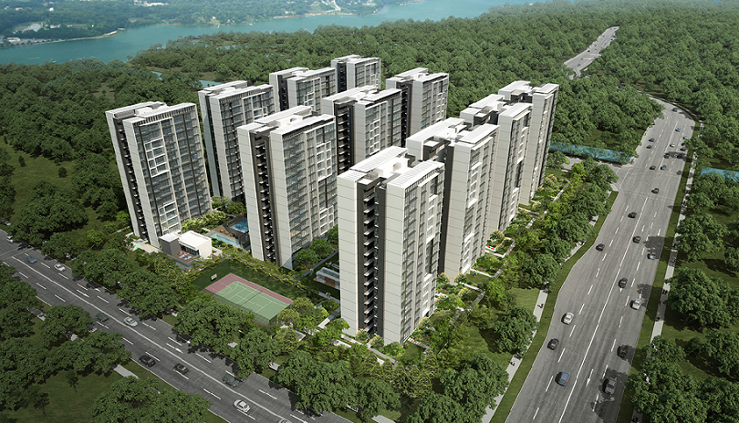 symphony suites facade singapore new condo launch
