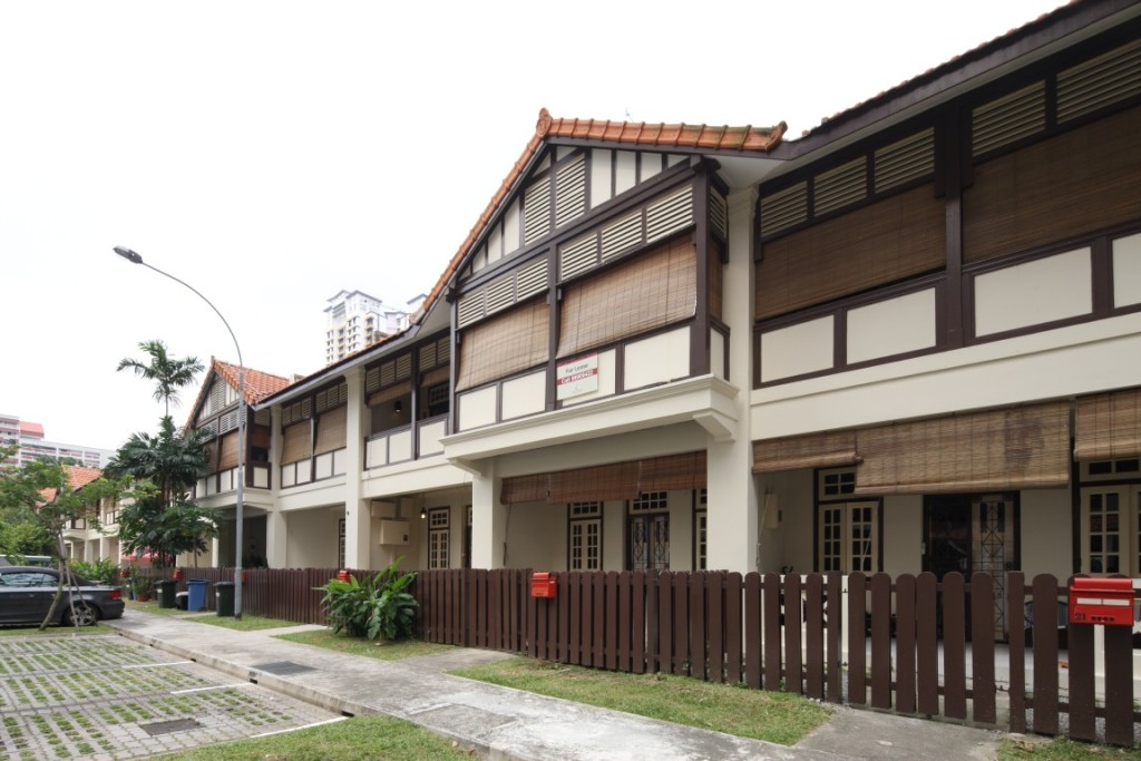townerville houses in singapore for rent
