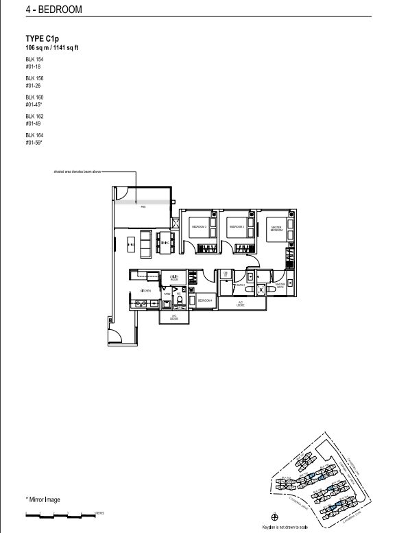 brownstone ec floor plans 4 C1p new launch ec singapore property
