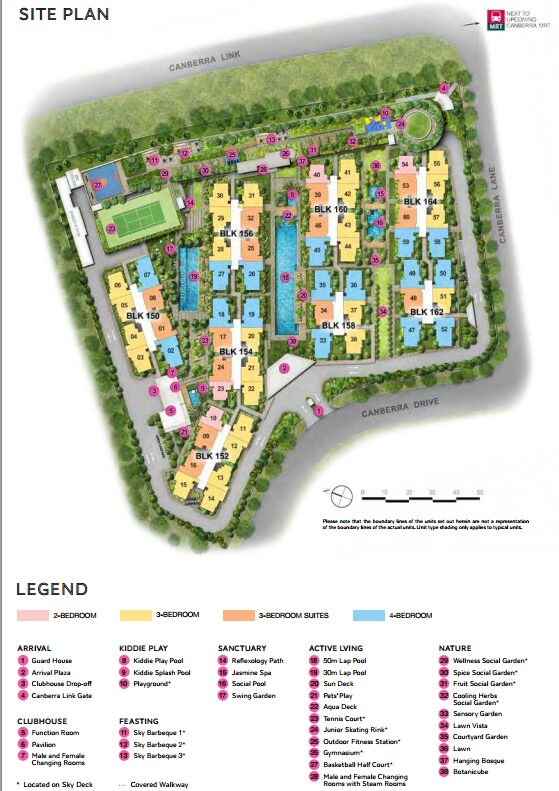 brownstone ec site plan new launch property