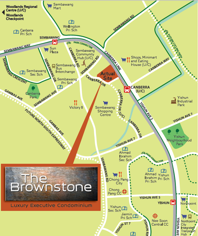 brownstone ec location new condo launch singapore