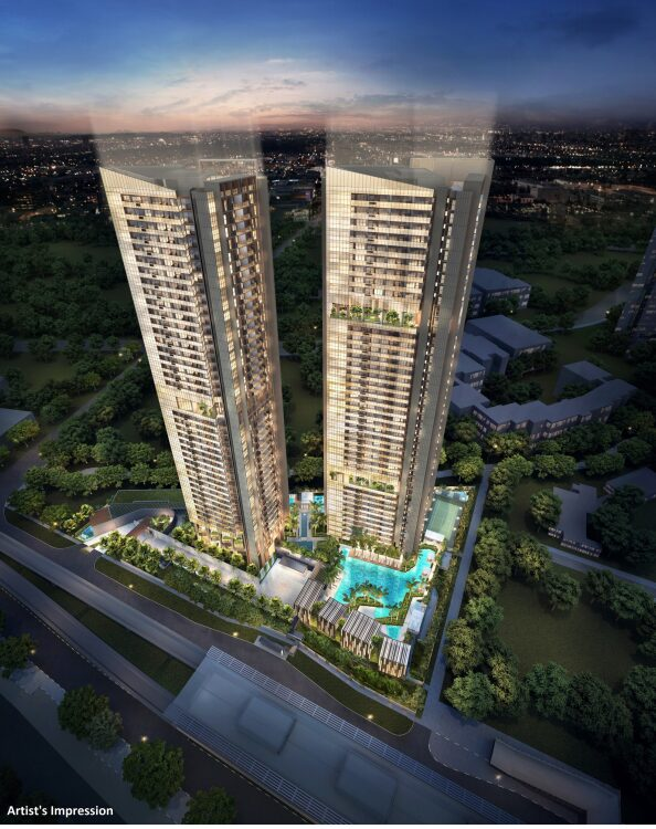 Commonwealth Towers new launch condo