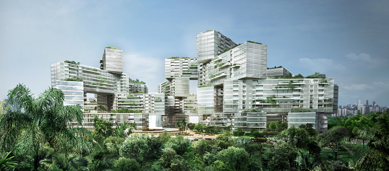 new launch condo the interlace
