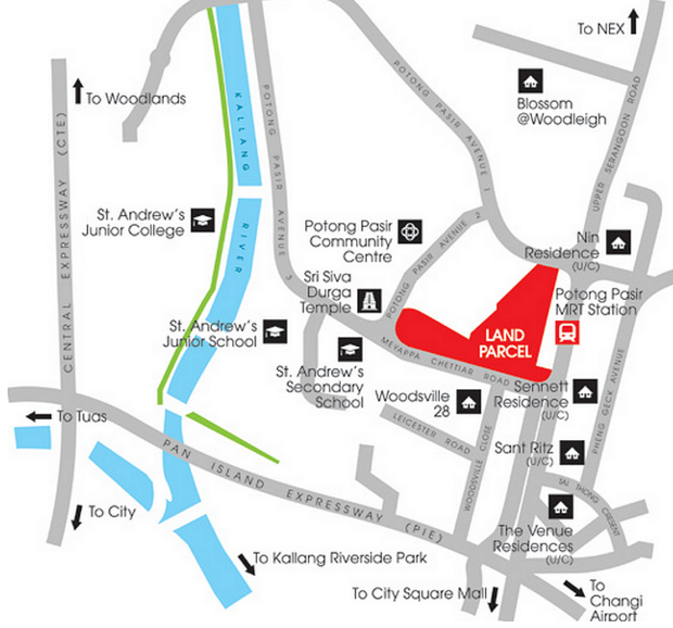 poiz residences location