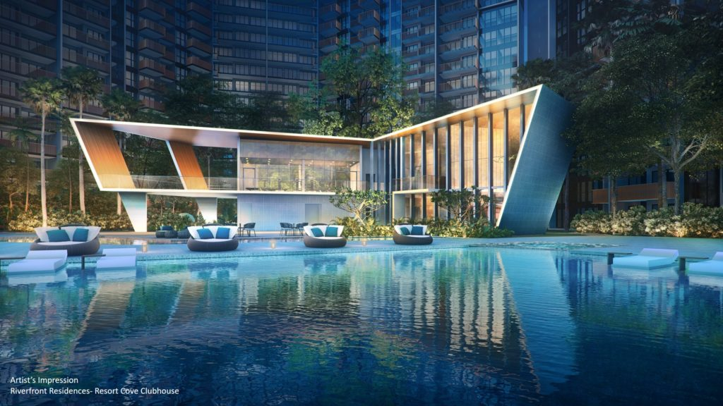 riverside residences clubhouse